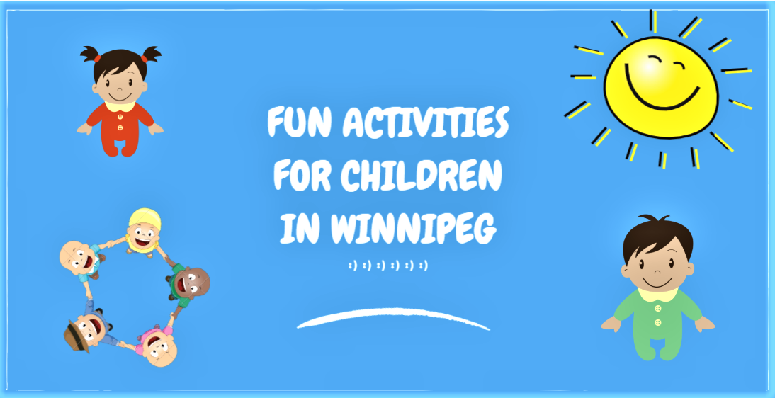 Toddler Activities in Winnipeg
